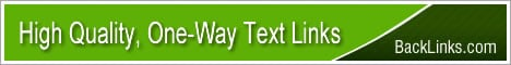 Buy and Sell text links