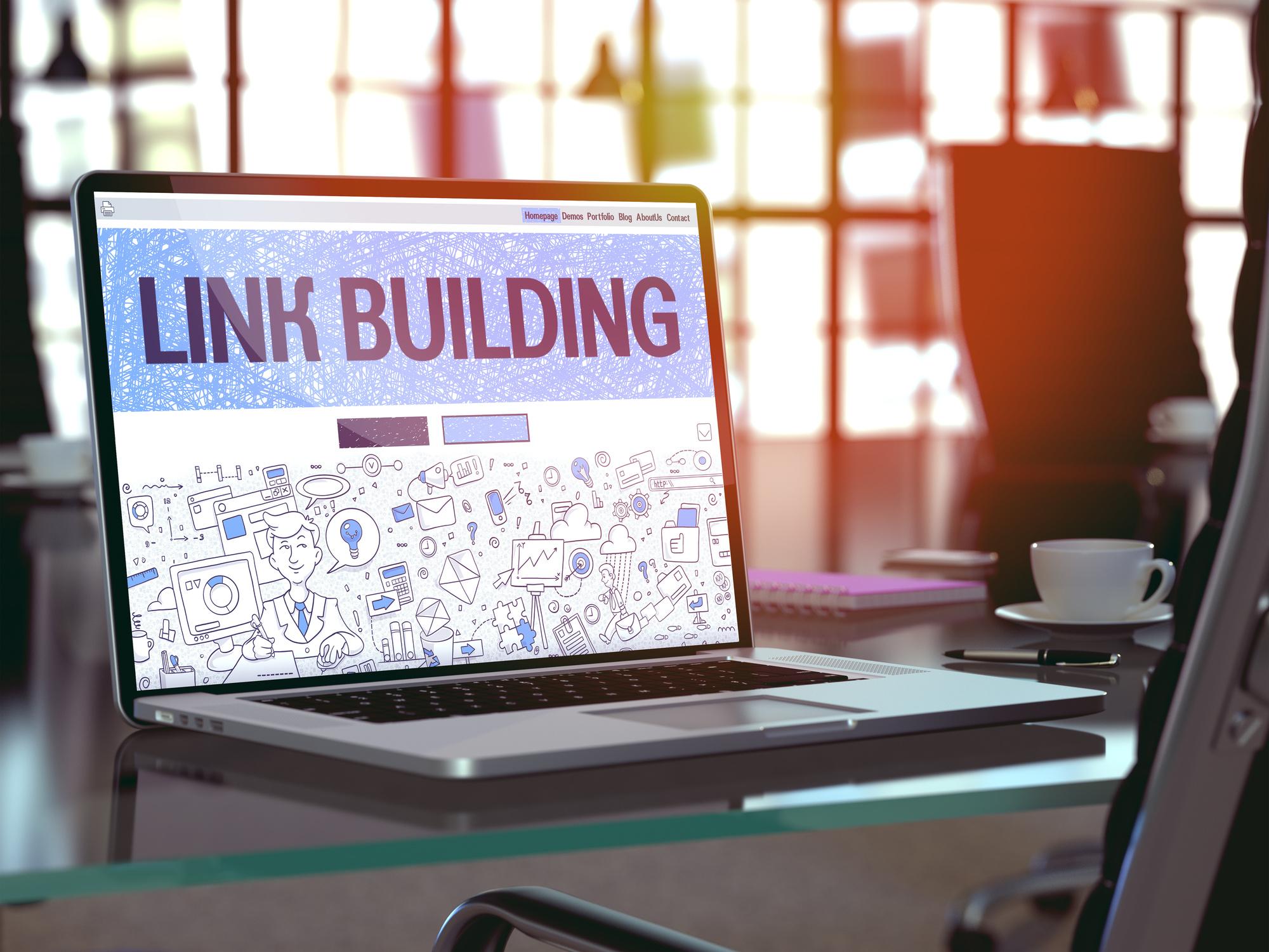 expert link building